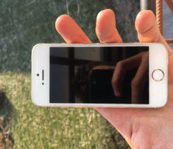 iPhone 5S 16Gb Gold – Resetuje se