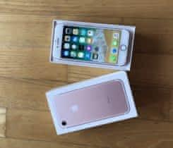 iPhone 7 32 GB Rose Gold – TOP stav