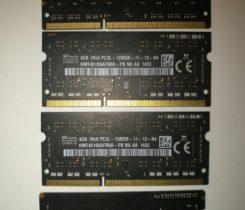 Prodám Ram 16GB (Kit 4x4GB) DDR3 Imac