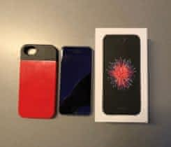 Prodám Iphone SE 64GB Space Grey v záruc