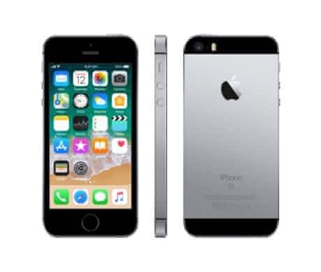 IPhone SE 128GB space grey – Nový
