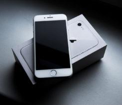 iPhone 8, 64GB, Silver TOP STAV