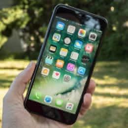 iPhone 7 Plus 128GB black jet