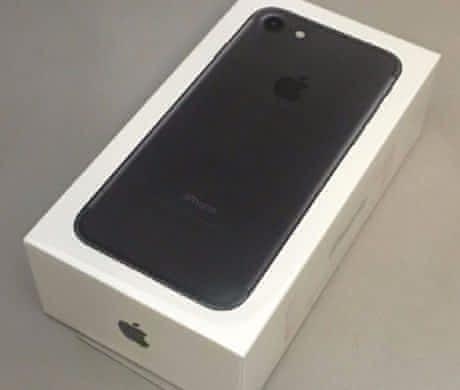 Apple iPhone 7, 128gb Black
