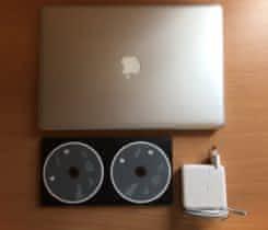 Jako nový! Macbook Pro 15 palců 2,66 GHz