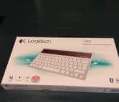 BT solar klávesnice Logitech K760