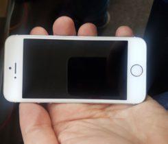 iPhone 5S bily