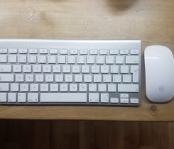 Apple Magic Mouse + Magic Keyboard