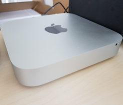 Mac mini late 2014 + klávesnice a myš