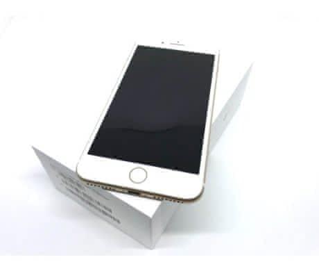 Apple iPhone 7 Plus 256GB zlatý