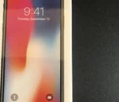 iPhone X, zcela nový, CZ distribuce, 24
