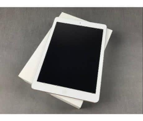 Apple iPad Air 32GB Wi-Fi stříbrný