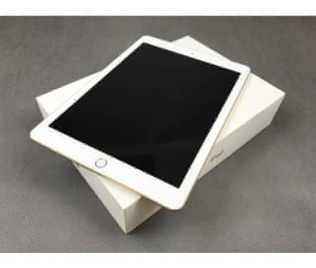 Apple iPad 32GB Wi-Fi zlatý (2017)