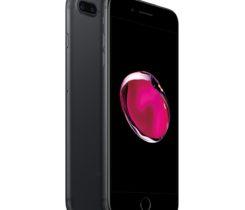iPhone 7 plus 256GB matně černý NOVÝ