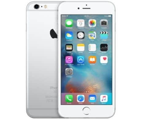 Prodám iphone 6s plus Silver 120 GB