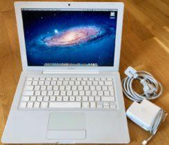 MacBook 2007 pěkný, horší funkčnost