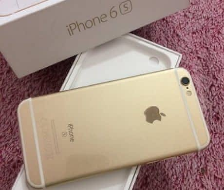 PRODÁM Apple IPhone 6S GOLD 16 Gb