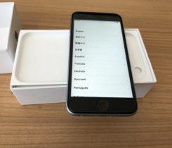 iPhone 6S SpaceGray 64 GB, záruka 7/2018