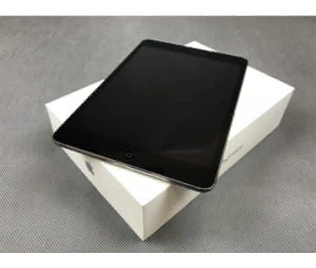 Apple iPad mini 2 16GB Wi-Fi vesmírně šedý