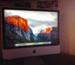 "iMac 24"", 640 HDD 8gb 2,66 GHz (2009)"