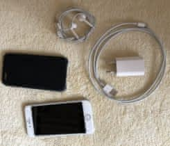 iPhone 6 128G stříbrný