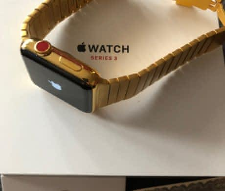 Apple Watch series3,42 mm, GPS+cellular