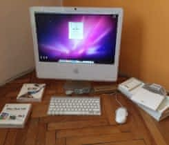 "Apple iMac 20"" (2006) Mac OS X 10.6.8 CZ"