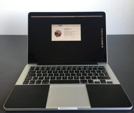 """MacBook Pro 13"""" 2015 novy display"""