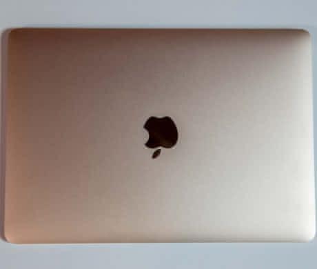 "Macbook Retina 12"" 2016 Zlatý"
