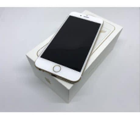 Apple iPhone 6S 32GB zlatý
