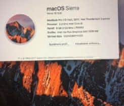 "Apple MacBook Pro 13"" 128 GB – Gray"