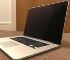 "Macbook Pro 15"" (2.7GHz i7, 16GB, 512GB)"