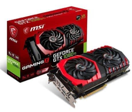 MSI GTX 1080 GAMING X 8G