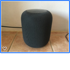 Prodám HomePod space grey