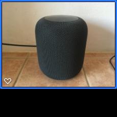 Prodám HomePod space grey