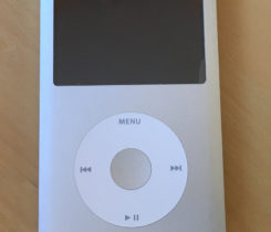 iPod Classic 7th gen. late 2009 800GB