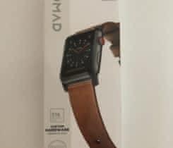 Apple Watch Nomad Kožený řemínek nový
