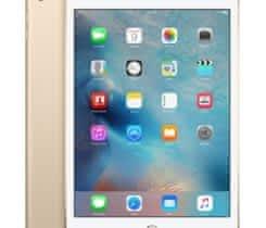 Apple iPad mini 4 16GB Wi-Fi + Cellular zlatý