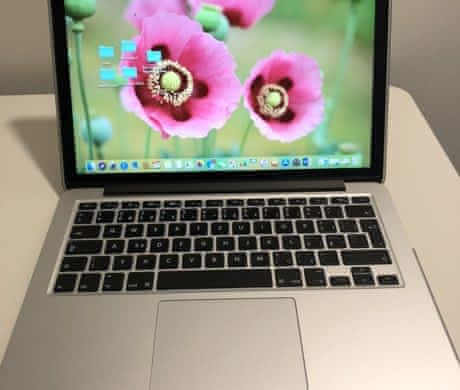 McBook Pro Retina 2015