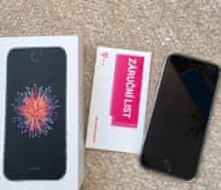 Prodám iphone SE 128gb nový, nepoužitý!