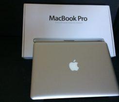 Jako nový Apple MacBook Pro