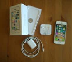 Prodám iPhone 5S 32GB silver – sleva