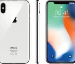 Koupím iPhone X silver