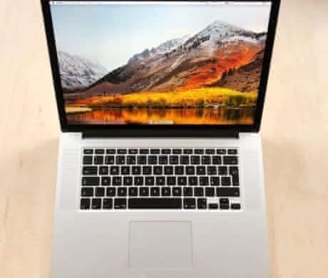 """MacBook Pro 15"""" (mid. 2014, 512GB SSD)"""
