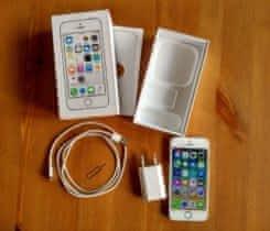 Prodám iPhone 5S 32GB silver