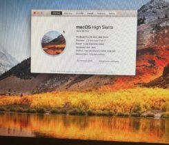 MaBook Pro 15 Late 2012 plně funkční