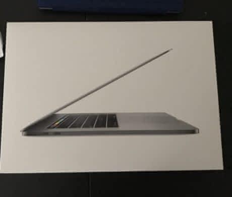 """MacBook Pro 13""""  s Touch Barem"""