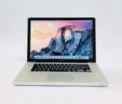 Macbook Pro 15, i7, rok 2011, 4GB RAM, 500GB HDD