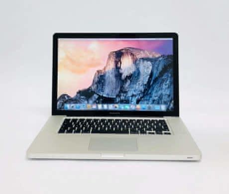 Macbook Pro 15, i7, rok 2011, 4GB RAM, 500GB HDD