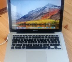 Macbook Pro 13, Core i5 2,4 GHz, 2013